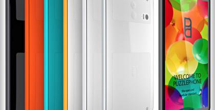 Puzzlephone, nuevo smartphone modular que llegaría en 2015