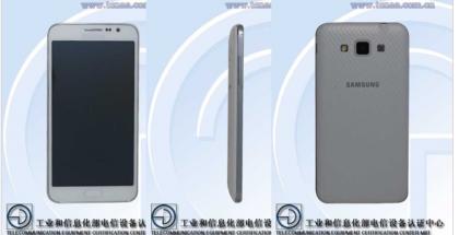 Samsung Galaxy Grand 3-tenna