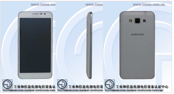 Samsung Galaxy Grand 3-tenna