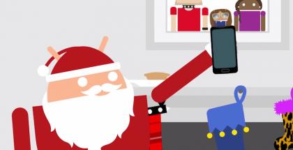 Santa-Claus-Android