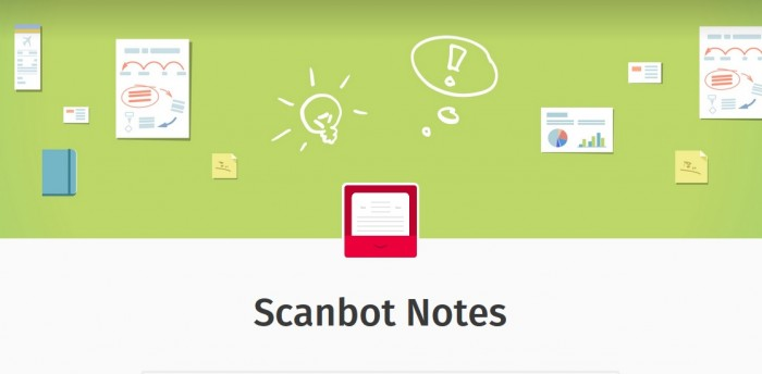Scanbot Notes