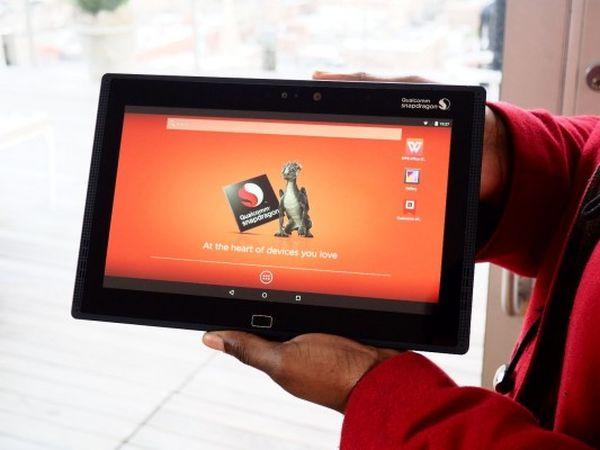 Tablet de referencia usando el procesador Snapdragon 810