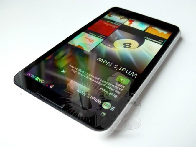 Fotografía filtrada del Xperia E4