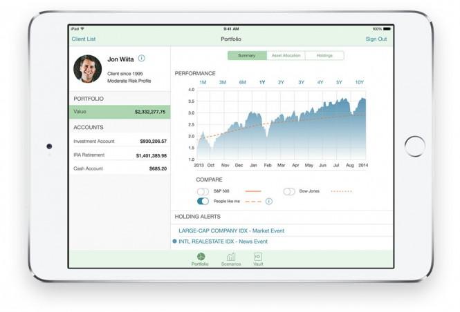 Trusted Advice sera la aplicación de referencia para los asesores financieros
