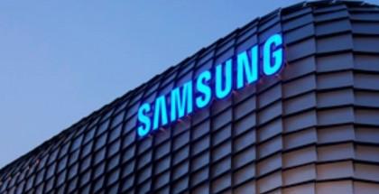 Samsung Logo Pavilion