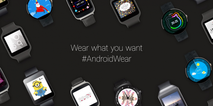 android wear 5.0 wear what you want