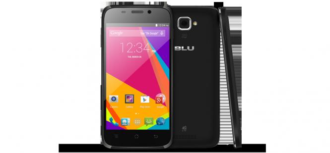 BLU Studio 5.0 HD LTE