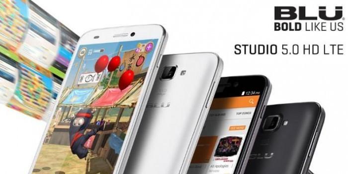 BLU Products STUDIO 50 HD LTE