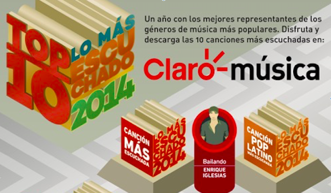 claro 2014