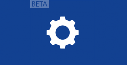 gestures beta logo