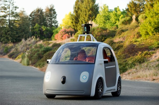 google-car-prototype