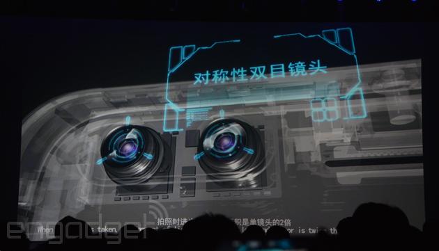El Honor 6 cuenta con dos cámaras de 8 MP para capturar más luz e incrementar el tamaño efectivo de los píxeles.