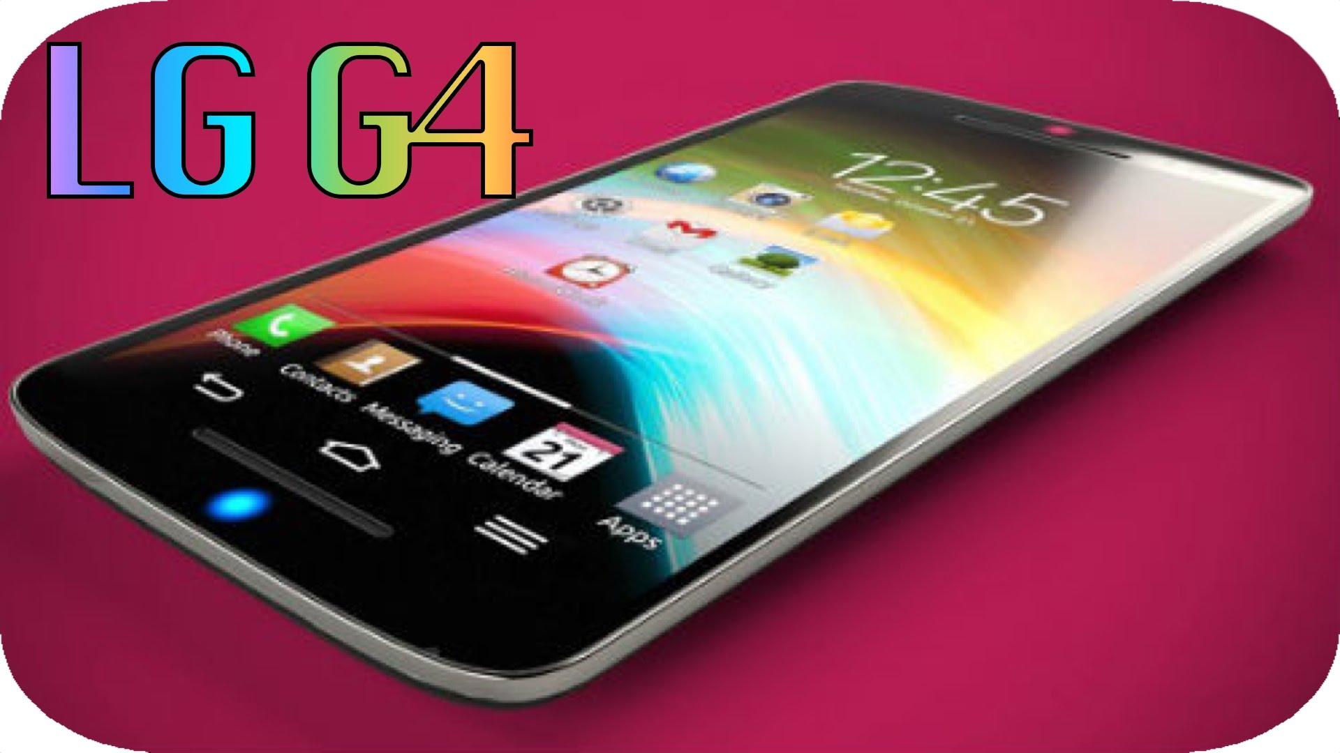 lg g4 concepto