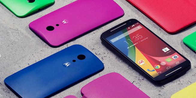 El Moto G 2014 comercializado por Nextel comienza a recibir Android Lollipop