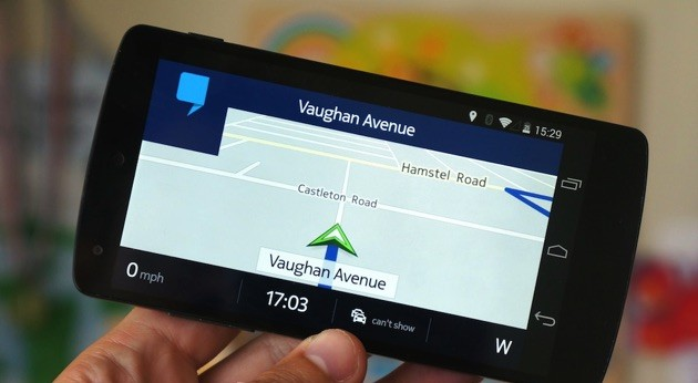 HERE Maps para Android
