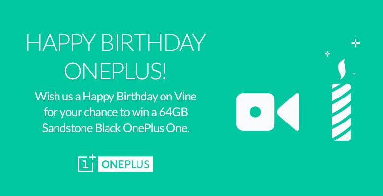 one plus one-vne-aniversario