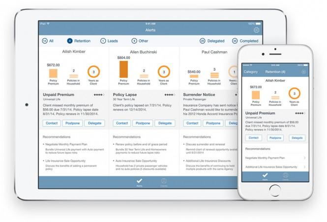 Retention ofrecerá una plataforma completa para los agentes de seguros