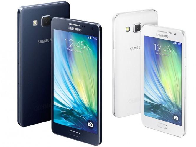 Samsung A5 y A3