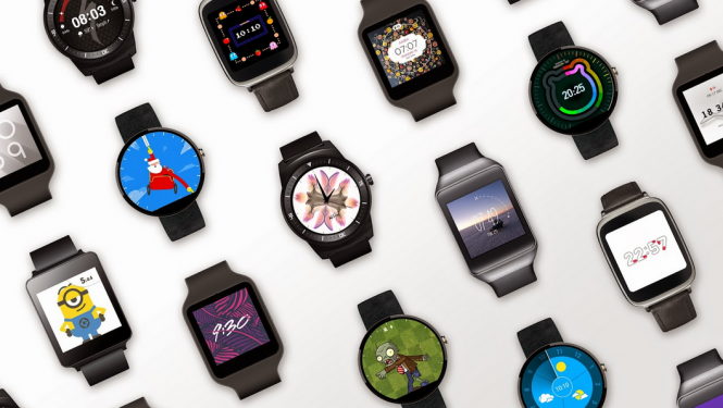 Dispositivos con Android Wear