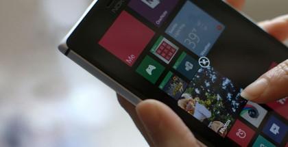 windows phone interaction