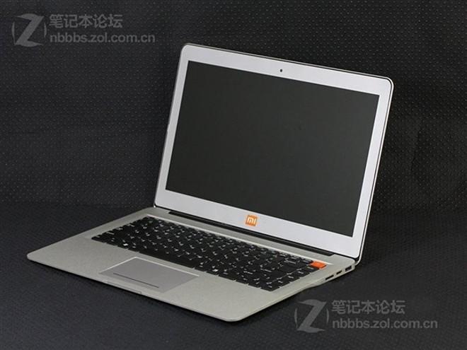 Posible diseño de la laptop Xiaomi