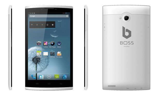 BOSS Phone con pantalla de 7 pulgadas