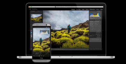 Adobe Lightroom para Android