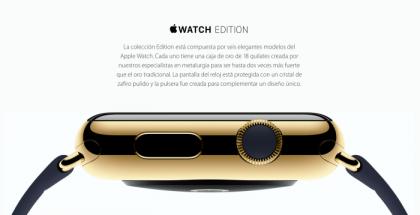 Apple Watch Edition tendrá protección especial en las Apple Store