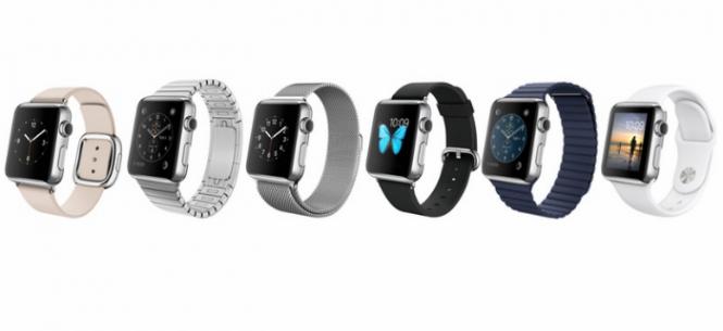 Apple Watch será distribuido en abril