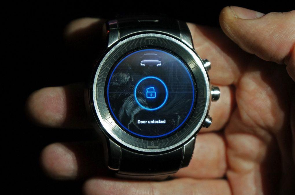 Audi Watch con WebOS