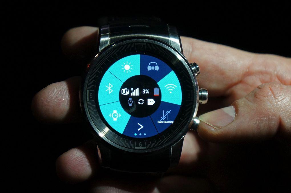 Audi Watch CES2015-2
