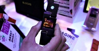 Blocks: El primer smartwatch modular #CES2015