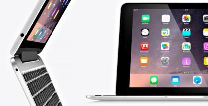 ClamCase Pro: Dale un look de computadora al iPad Air