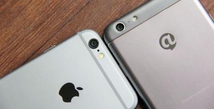 Dakele 3: Un iPhone 6 corriendo Android