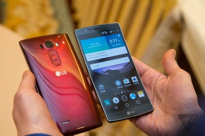 El LG G Flex 2 muestra una mejoría bastante importante con respecto a su antecesor.