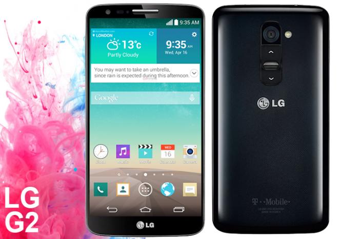 LG ya estaría cerca de tener la versión final de Android Lollipop para la versión internacional del G2.