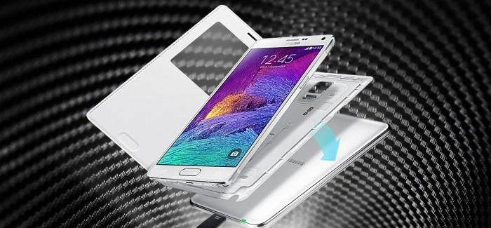 Galaxy Note 4 Qi
