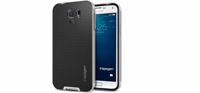 Galaxy S6 Case Spigen