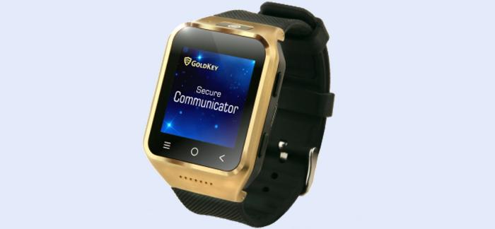 GoldKey Secure Communicator