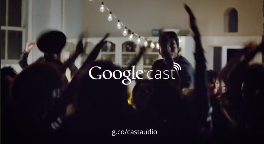 Google Cast for Audio