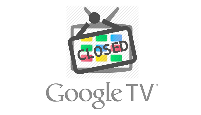 Google TV Closed