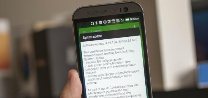 HTC One M8 Developer Edition