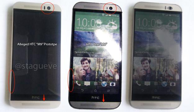 HTC-One-M9-vs-HTC-One-M8