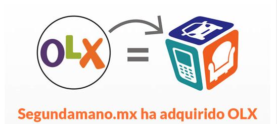 Logo OLX Segundamano