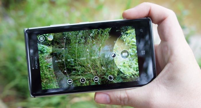 Lumia Camera en Windows 10