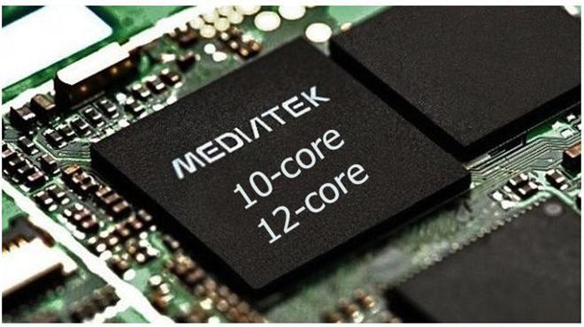 Los rumores apuntan a que Mediatek estaría trabajando en SOC de 10 o 12 núcleos.