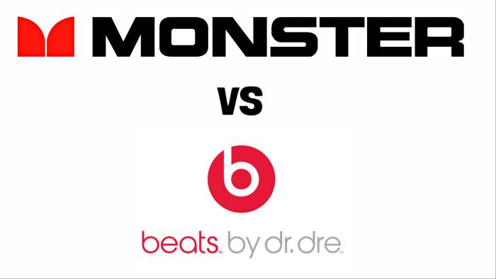 Monster vs Beats (Apple)