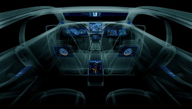 Nvidia Tegra X1 aplicado en los procesamientos de la computadora de un automóvil