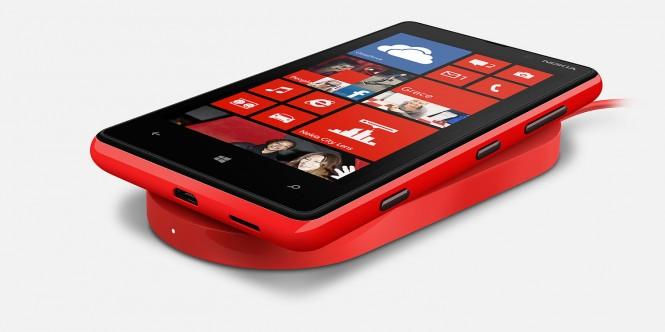 Nokia fue uno de los primeros impulsores de la cárga inalámbrica.