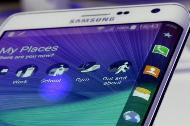 Galaxy S6 tendría una edición limitada con laterales curvos.